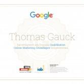 Digital-Workshop Zertifikat